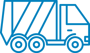 Waste Landfill icon